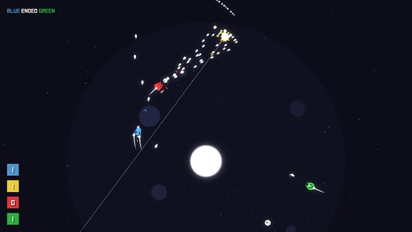 Space Combat Is As Simple As You Can Make It In 'Rocket Wars'