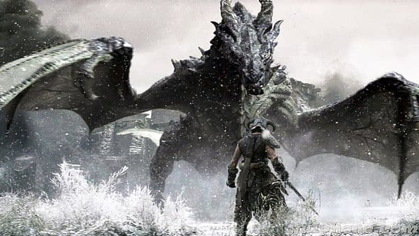 Skyrim On The Switch Still Holds Up, Even After Six Years