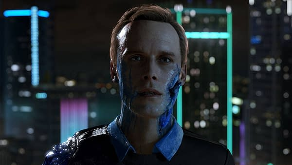 Detroit: Become Human Includes a Scene of Domestic Abuse, and People Are Perhaps Reasonably Unhappy About It