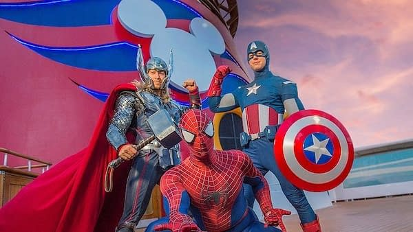 Marvel Day at Sea Cruise