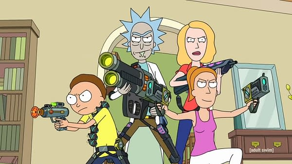 rick morty dan harmon fave five