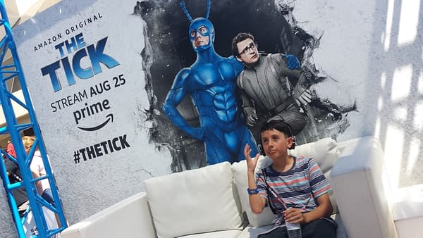 The Tick Takeover Experience At San Diego Comic-Con 2017: One Of The Best Off-Site Activities In Years