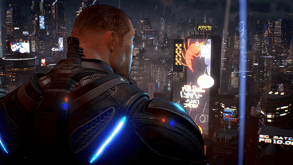The World Of 'Crackdown 3' Is Double The Size Of The First