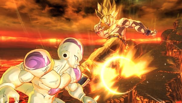 Next Week's DLC for Dragon Ball Xenoverse 2 Adds Ultra Instinct Goku