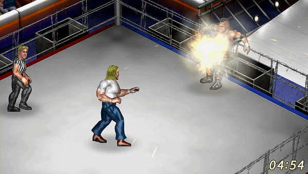 Returning To Glory: We Review 'Fire Pro Wrestling World'
