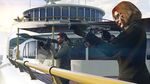 UPDATE: 'Grand Theft Auto VI' Is Already Doing Motion Capturing