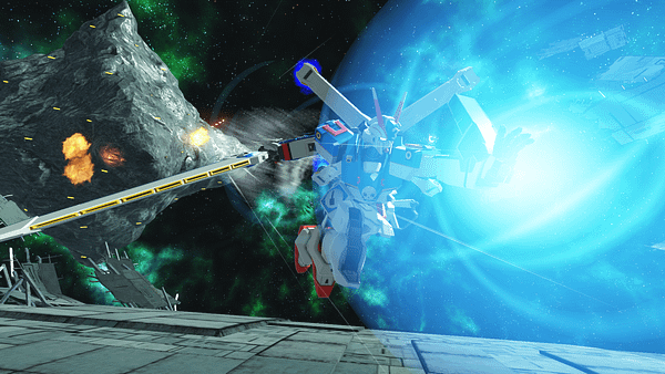 'Gundam Versus' Gets A Release Date For North America