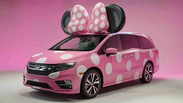 Honda Are Unveiling A Minnie Van At D23 This Weekend
