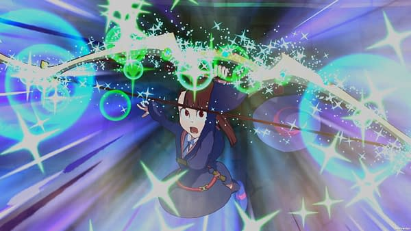 Bandai Namco Releases Two New Videos for Little Witch Academia: Chamber of Time