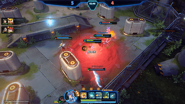 Master X Master Review: Not Your Usual MOBA, But It Also Isn't Quite Different Enough