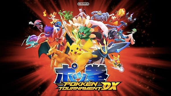 'Pokkén Tournament DX' Releases Two New Trailers