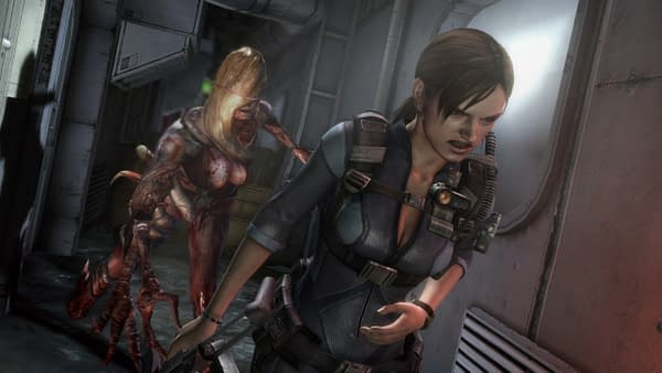 Resident Evil Revelations On The Switch Will Feature Retro Mini Games