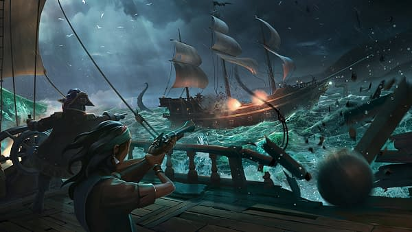 Sea Of Thieves Is Hosting A Technical Alpha Later This Month