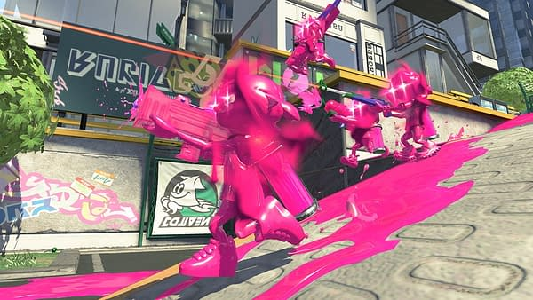 What To Expect From The 'Splatoon 2' 2.0 Update
