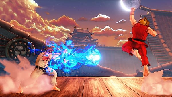Capcom Releasing Some Old Favorites On 'Street Fighter V' In Late July