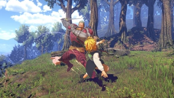 'The Seven Deadly Sins: Knights Of Britannia' Will Be Released In North America