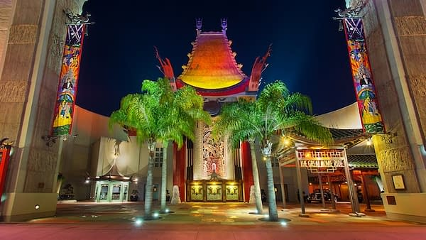 D23: The Great Movie Ride At Hollywood Studios Is Closing Its Doors In August