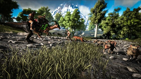 Welcome To Bad Survival Skills: We Review 'ARK: Survival Evolved'