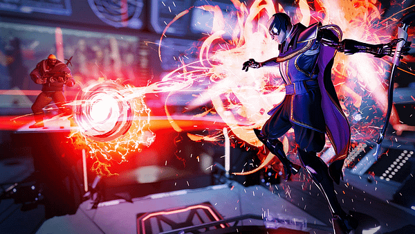 Just A Ragtag Bunch Of Heroes: We Review 'Agents Of Mayhem'