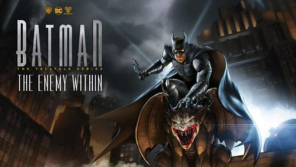'Batman', 'Mega Man', & 'Night Trap' For Video Game Releases: August 8-14