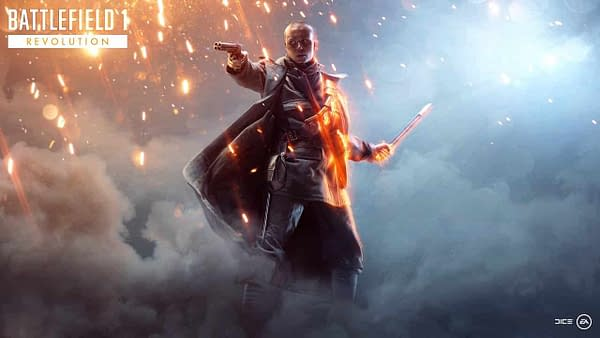 """'Battlefield 1' Competitive Mode & """"Revolution Edition"""" On The Way"""