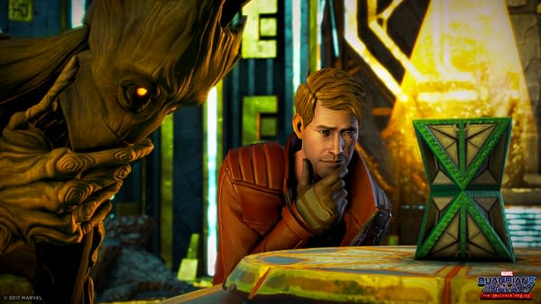 The Next Chapter Of Telltale's 'Guardians Of The Galaxy' Drops Tuesday