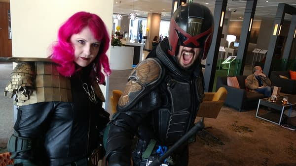 Photos: Some Very Geeky Cosplay At Nine Worlds In London This Weekend