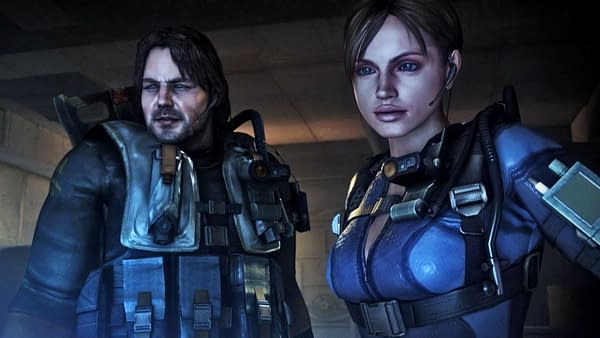 'Resident Evil Revelations' Getting Remade For Nintendo Switch As Well