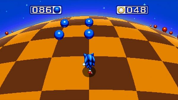 A New 'Sonic Mania' Trailer Shows Off Some Favorite Bonus Levels