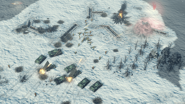 Like Herding Glitching Cats: We Review 'Sudden Strike 4'