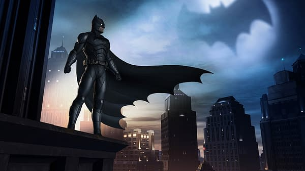 'Batman: A Telltale Series' Comes To The Nintendo Switch