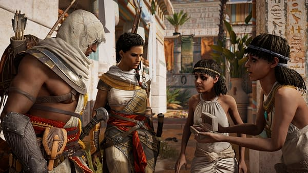Assassin's Creed: Origins Doesn't Feel Like An Assassin's Creed Game