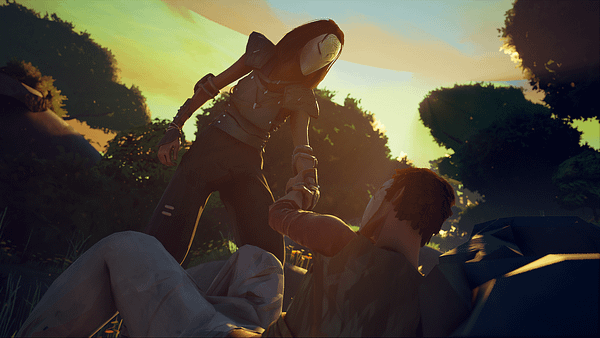 Absolver Got a 3-v-3 Multiplayer Update While We Weren't Looking