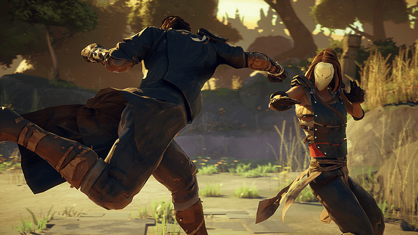 Flow Like Water Combo: A Quick Review Of 'Absolver'