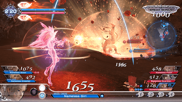 Dissidia Final Fantasy NT Is Bizarre And Perfect
