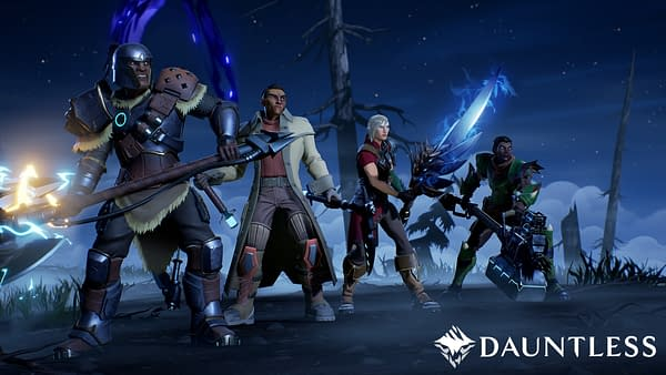 """New Details Emerge About The New Dauntless """"Frostfall"""" Update"""