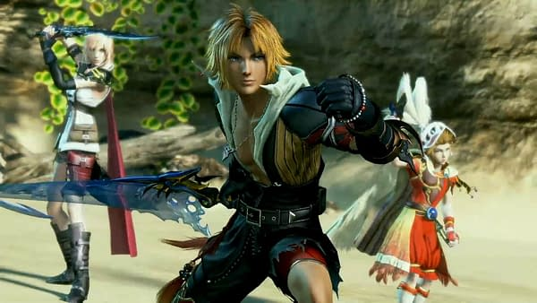 Square Enix Has Released A Survey For The Dissidia NT Beta