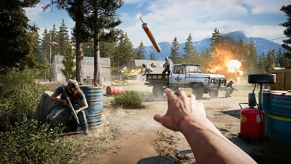 Did We Really Need Far Cry 5?