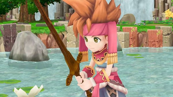 There's No Online Co-Op Mode In The 'Secret Of Mana' Remake