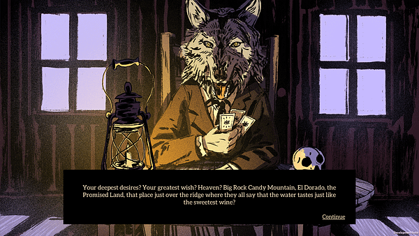 Storytelling Comes Alive In 'Where The Water Tastes Like Wine' At PAX West