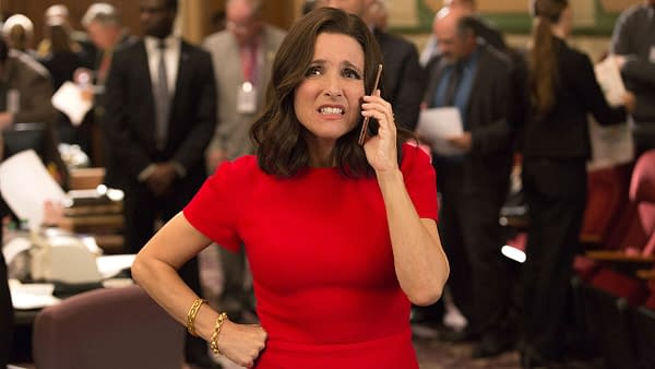 'Veep' Star Julia Louis-Dreyfus Reveals Breast Cancer Diagnosis