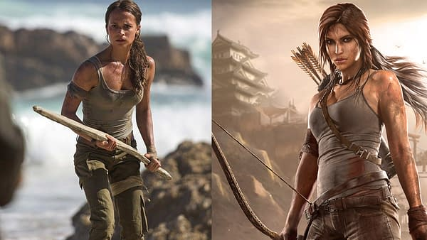 """FOR REAL THIS TIME, The New """"Tomb Raider"""" Trailer Hits"""