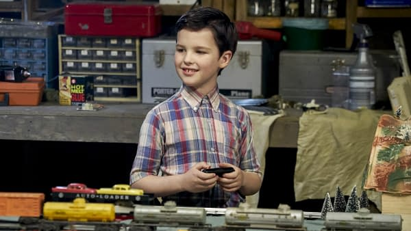 'Young Sheldon' Gets Full Season Order From CBS