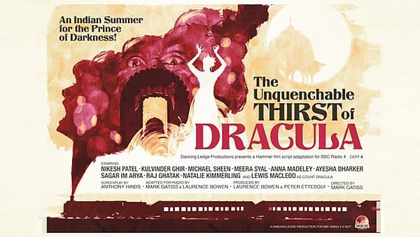 Mark Gatiss And Michael Sheen Finally Make Hammer's The Unquenchable Thirst Of Dracula