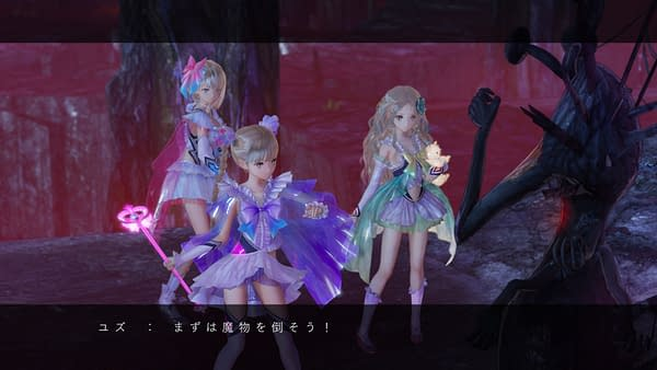 Aiming For That Certain Audience: A Quick Review Of 'Blue Reflection'
