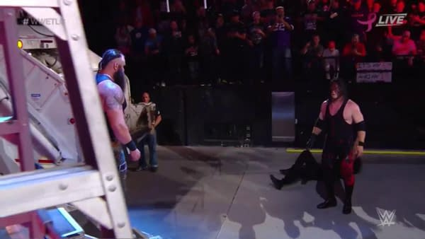 Knox County Mayoral Candidate Kane Commits Murder On Camera At WWE TLC Event