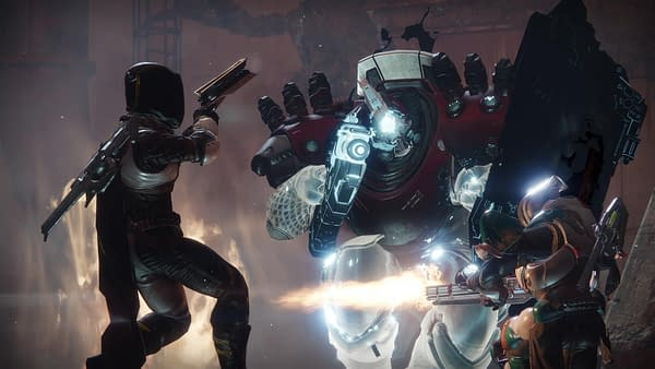 Its Better Than The First, That's For Sure – Destiny 2 In Review