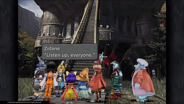 Sometimes Nostalgia Is A Jump Rope: A Quick Review Of 'Final Fantasy IX'