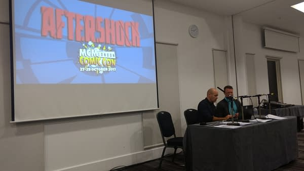 AfterShock To Participate In Free Comic Book Day For The First Time In 2018, Announced At MCM London Comic Con