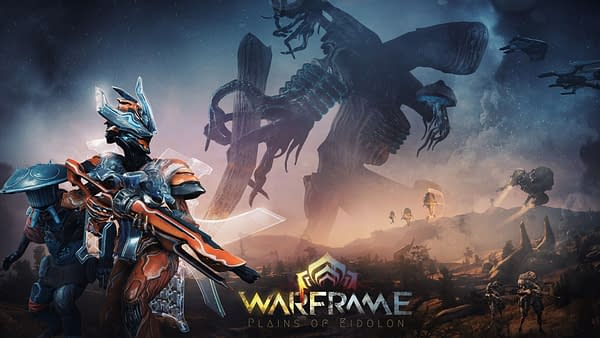 Here's The Highlight Trailer For Warframe's Plains Of Eidolon Which Hits Next Week